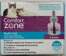 Comfort Zone Multi-Cat Pheromone Diffuser Refill - 2 Refills