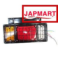 ISUZU FXD77 FXR77 FXL77 EURO 4 08-11 REAR TAIL LAMP ASSEMBLYS DEL8070JMR2(L&R)
