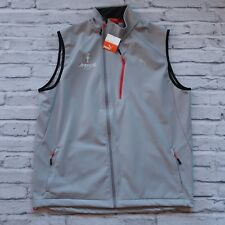 Puma America's Cup 2013 Soft Shell Vest Size XXL Oracle