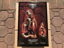 Sideshow Collectibles Hellbaby Faux Bronze Maquette Statue Hellboy Mignola # 9