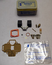 Weber 32DCOF6  repair/tune-up kit - new w/float - FIAT 1100R 1966