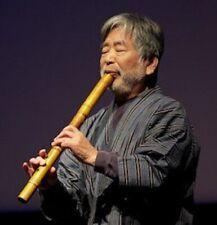 SHAKUHACHI YUU + FREE 1 HOUR LESSON WITH MASAYUKI KOGA - SHAKUHACHI MASTER!
