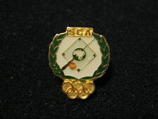 OLYMPIC SCA PIN BADGE ASIA SOFTBALL FEDERATION PINS