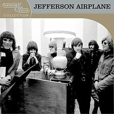 Jefferson Airplane: Platinum & Gold Collection (CD,2003,RCA) VG(+) DISC = MINT!!