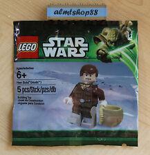 LEGO Star Wars - 5001621 Star Wars Han Solo (Hoth) Minifigure Polybag 7666 75014