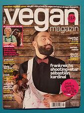 Vegan Revista 212 Páginas Octubre/Noviembre 2016 sin leer 1A absoluto SUPERIOR