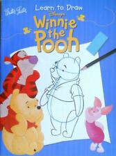Walter Foster LEARN TO DRAW Disney's WINNIE THE POOH
