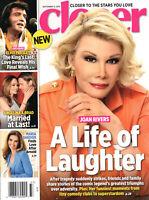 Closer Magazine September 15 2014 Joan Rivers Elvis Presley Angelina Jolie