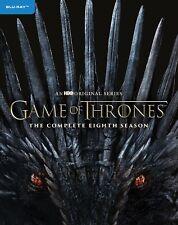 Game of Thrones: New Season 8 (DVD) (Blu-ray) - Brand New