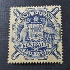 nystamps British Australia Stamp # 220 Mint OG H $50