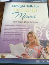 Celebrate Calm Straight Talk for Stressed-Out Moms 2 CD Set Get Respect & Peace