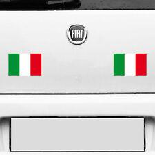 2 pegatinas tatuaje 12cm lámina de coche italia italia Italy mod Scooter Vespa Roller