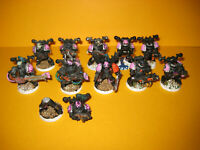 Warhammer 40k - Chaos Space Marines - 11x Emperors Children