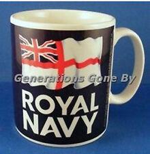 ROYAL NAVY LOGO COFFEE MUG