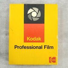 "Kodak Plus-X Pan Professional Film 4147 EXPIRED 11/1979 25 Sheets 4""x5"" SEALED"
