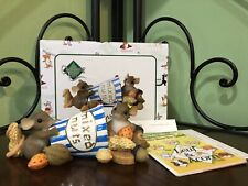 Charming Tails I'm Nuts About You! Very Cute! Happy Bidding!