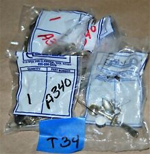Brass Instrument Repair Tools - 30 Water Keys and Parts - T34