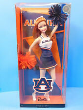 Barbie Doll University of Auburn Cheerleader ~ War Eagle! ~ Red Hair