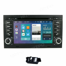 For Audi A4 Car Radio Stereo DVD GPS BT RDS Sat Nav SWC 3G MAP S4 RS4 B6 B7 DAB+