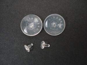 Lindberg silicone nose pads round 10 mm