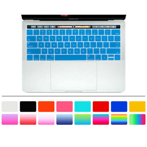 """Soft Silicone Keyboard Cover Skin For Apple Macbook Pro 13"""" 15"""" Retina Air 11"""""""