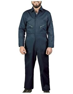 Walls Work Men's Long Sleeve Twill Coverall # 46 X-Tall