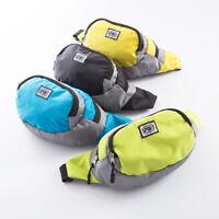 Mini Running Bum Bag Travel Handy Hiking Sport Fanny Pack Waist Belt Zip Pouch