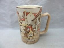 Newhall Haneley pottery mug, stein. Pickwick Papers, Old Curiosity Shop
