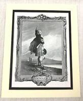1915 Antico Pubblicità Dewar's Scozzese Whisky Scotch Advertising Scozia