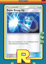 2x Super Scoop Up -  for Pokemon TCG Online (DIGITAL ptcgo in Game Card)