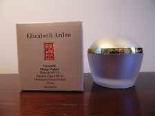 ELIZABETH ARDEN CERAMIDE PLUMP PERFECT MAKEUP WARM SUNBEIGE 04 NIB