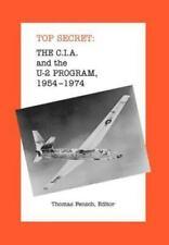 C. I. A. and the U-2 Program : 1954-1974 (Hardcover)
