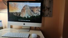 iMac 21.5'' 2015 intel core i5 2,8ghz, 8gb ram, 1TB hard disk, iris pro 6200