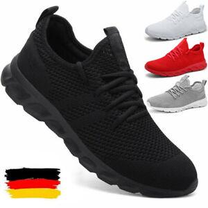 2021 Herren Sneaker Leichte Sportschuhe Turnschuhe Atmungsaktive Freizeitschuhe