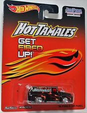 Hot Wheels POP CULTURE '56 FORD F-100 PANEL HOT TAMALES REAL RIDERS 1/64