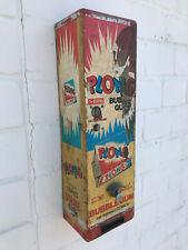 PLONG Kaugummiautomat Bubble Gum Comic Automat Warenautomat Vintage Rockabilly