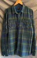O'Neill Vintage EUC Men's LARGE Wool Blend Maverick Board Shirt!