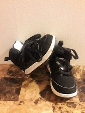 Nike Air Jordan Sixty Club Black/Gym Red-Metallic Silver-White Toddler Size 5C