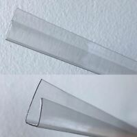 PAC OF 3 POLYCARBONATE CLEAR SHEETS 10/'/' x 72/'/' x 10mm 3//8