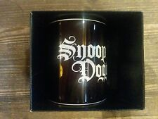 Snoop Dogg - Logo - Black mok/tas/mug/tasse - New boxed