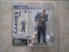 McFarlane NHL Legends Series 3 Don Cherry with dog Blue, action figure