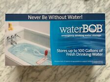 WaterBOB Emergency Drinking Water Storage  100 Gallons - FREE Shipping