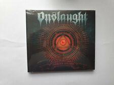 Onslaught - Generation Antichrist - CD LTD Digi Pack - New Album