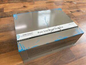 AIMS Power PWRI100012S Pure Sine Power Inverter 1000 Watt