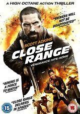 Close Range (DVD) (NEW AND SEALED) (ACTION, THRILLER) (REGION 2)