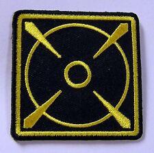 Babylon 5 -  Security - Patch - Uniform Aufnäher zum aufbügel kostenlos Versan
