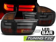 FANALI POSTERIORI BMW X5 E70  03.07-05.10 SMOKE LED LOOK*2183