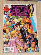 Generation X #28 (Marvel 1995) - > Chris Bachalo!