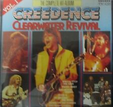 CREEDENCE CLEARWATER REVIVAL - THE COMPLETE HIT ALBUM -  VOLUME 1 - CD