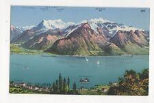 Clarens Vintage Postcard Switzerland 394a